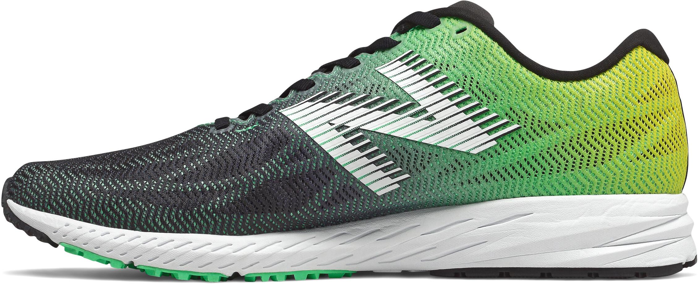 new concept 280d0 3723e New Balance 1400 v6 Shoes Men black/green
